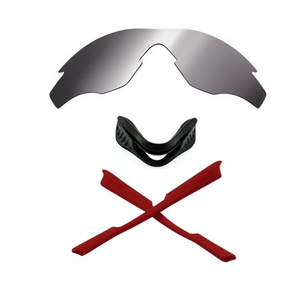a36b9ee1a6 M2 Frame XL Replacement Lenses   Accessories Kit by SEEK OPTICS to fit  OAKLEY