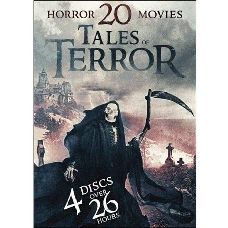 20 Horror Movies: Tales Of Terror