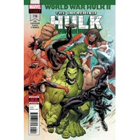 MARVEL COMICS: INCREDIBLE HULK #716