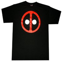 Marvel Comics X-Men Deadpool Icon Adult T-Shirt