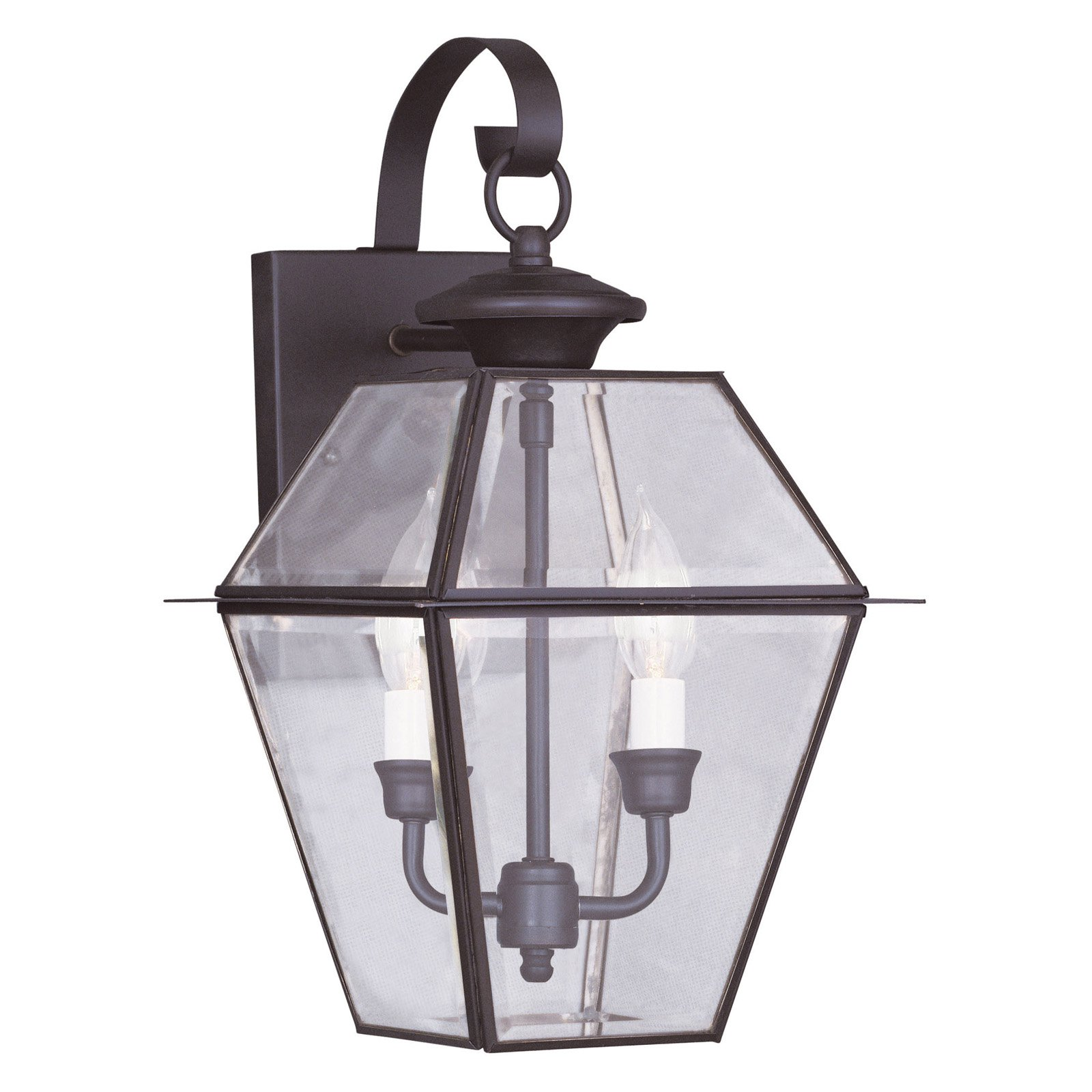 Livex Lighting Westover 2 Light Outdoor Wall Lantern