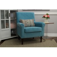 Fox Hill Ellis Rolled Arm Lounge Chair, Multiple Colors