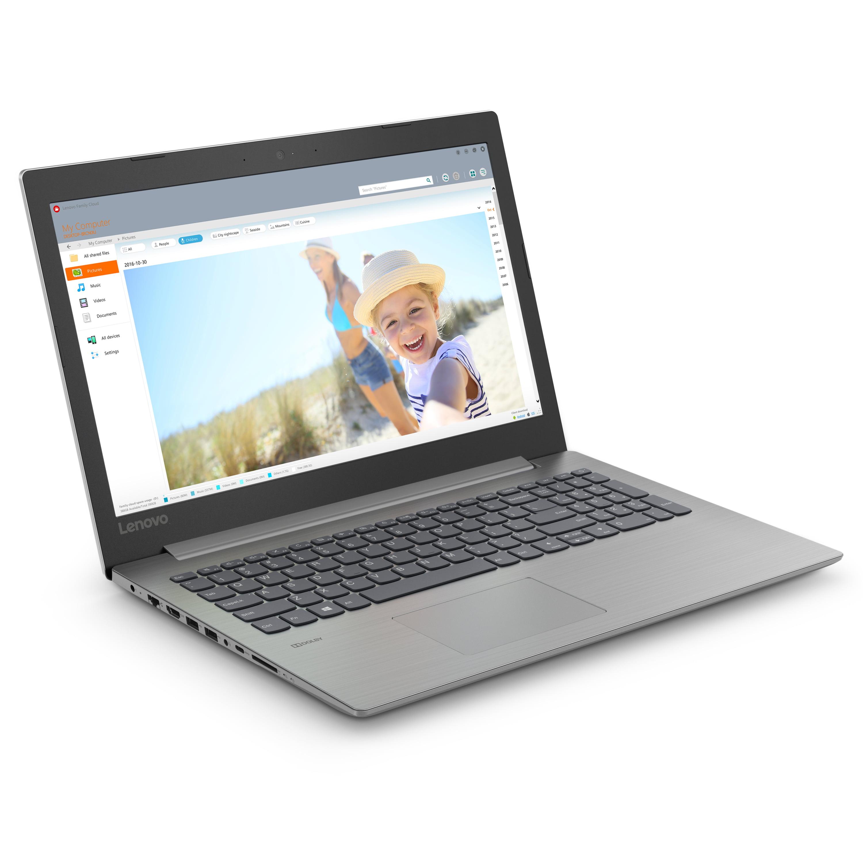 "Lenovo ideapad 330 15.6"" Laptop, Windows 10, Intel Core i3-8130U Dual-Core Processor, 4GB RAM, 1TB Hard Drive - Onyx Black"