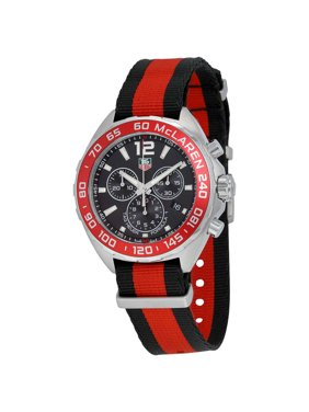 Tag Heuer Formula One McLaren Limited Edition Black Dial Men's Watch CAZ1112.FC8188