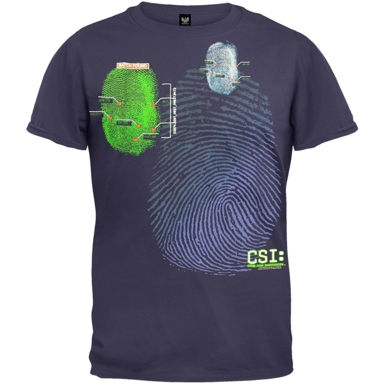 CSI - Print It T-Shirt