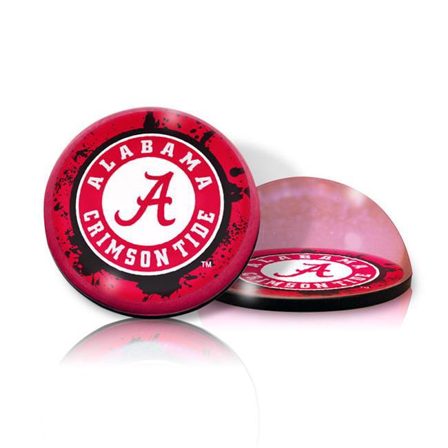 Paragon Innovations Company AlabamaUMAGLOGO NCAA Alabama University Logo Crystal Magnet