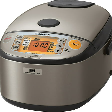 Zojirushi 5.5 Cup Induction Heating Rice Cooker & Warmer