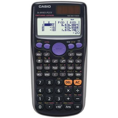 CASIO FX300ES Plus Fraction & Scientific Calculator