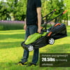 Costway 14-Inch 12 Amp Corded Lawn Mower w/Folding Handle