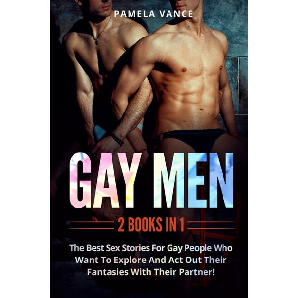 Wild gay men