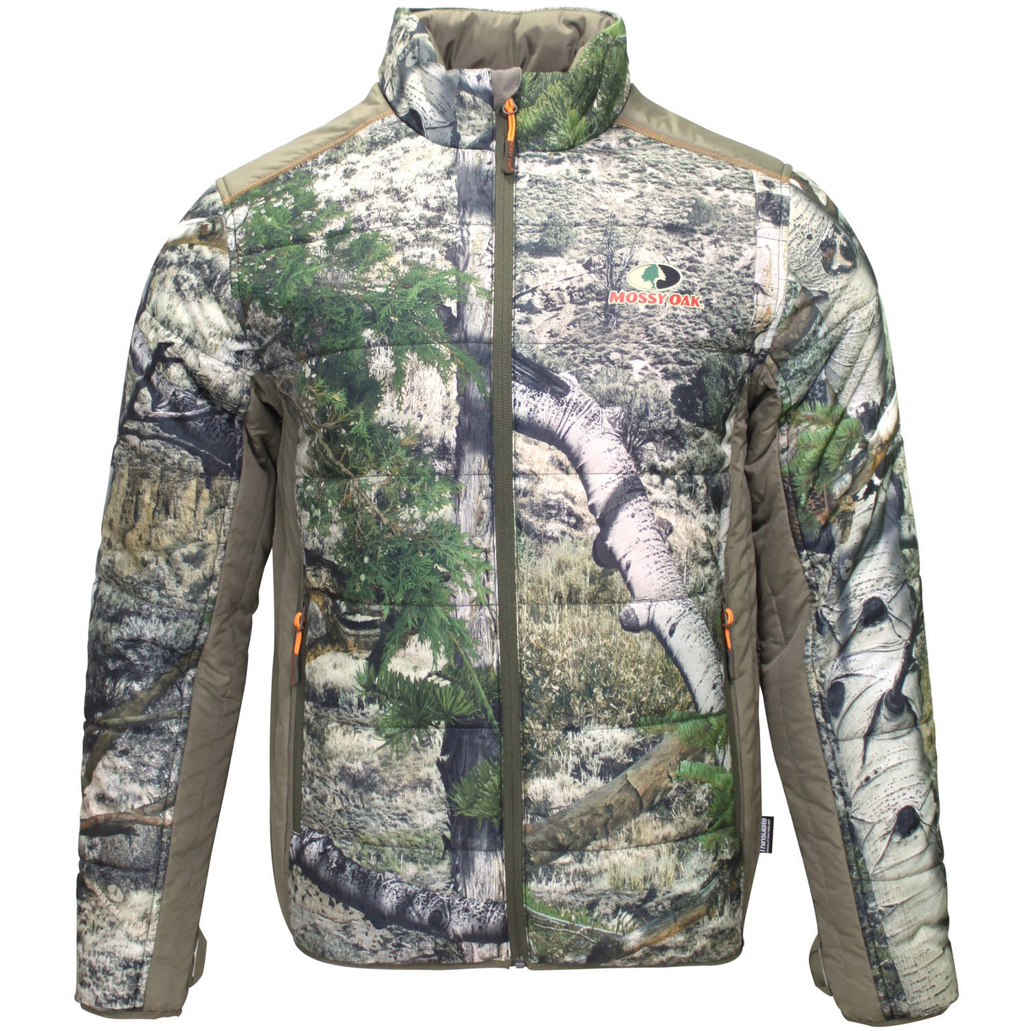 MOSSY OAK MNS JKT INSULATED MOSSY OAK MOUNTAIN COUNTRY by TAKSON INTERNATIONAL SOURCING LIMITED