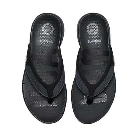 Phantoms Black Sandals - Hurley Mens Phantom Free (USA) Sandals