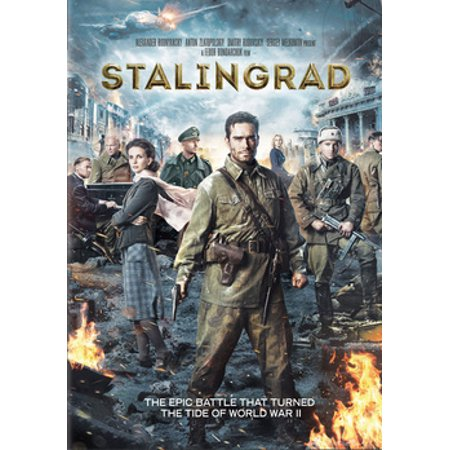 Stalingrad (DVD) (Red Orchestra 2 Heroes Of Stalingrad Single Player)