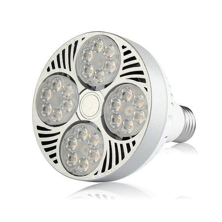 PAR30 LED Light Bulb 300w Replacement (2800 lumen) 35Watt E27 Medium Base Tracking Lighting 45 angle 4000K Whit