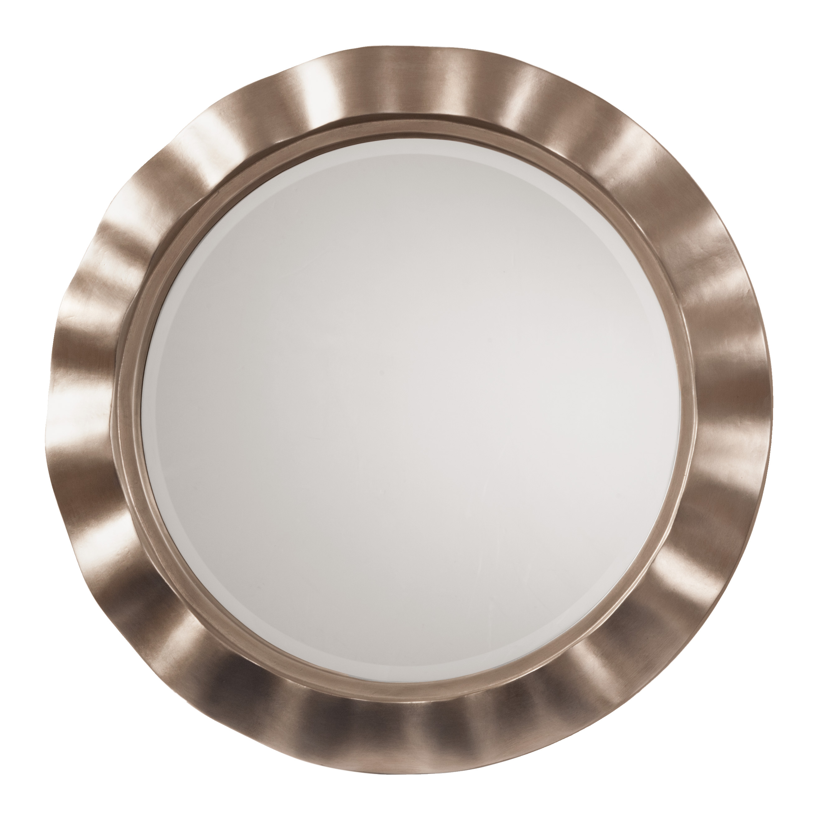 OSP Designs Cosmos Decorative Beveled Wall Mirror