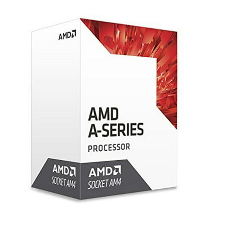 AMD A6-9500 Dual-core 3.50GHz Socket AM4 Processor