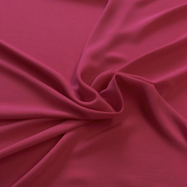 """Rayon Challis Fabric 100% Rayon 53/54"""" wide Sold by the Yard Many Colors (White)"""