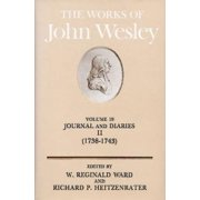 The Works of John Wesley Volume 19 (Hardcover)
