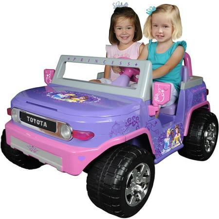 Disney Princess Car Battery Replacement