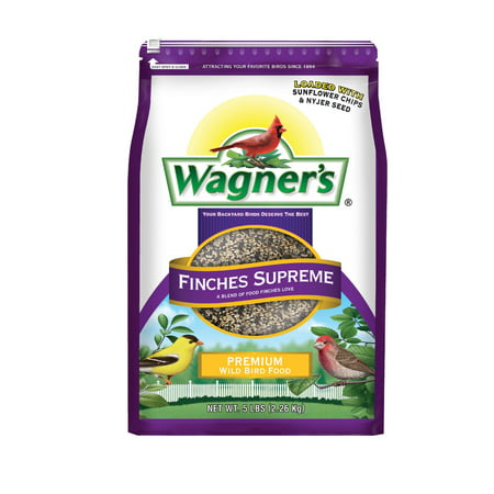 Wagner's 5 Lb Finches Supreme