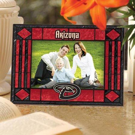 Arizona Diamondbacks Art Glass Horizontal Picture Frame - No (Arizona Sports Photo)