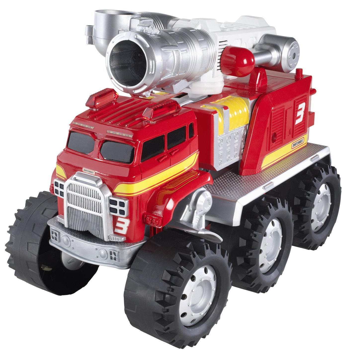 Matchbox Smokey The Fire Truck by