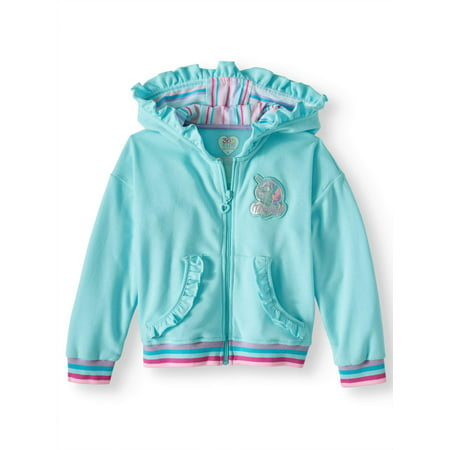 Unicorn Merchandise (Unicorn Ruffle Hoodie (Little Girls & Big)