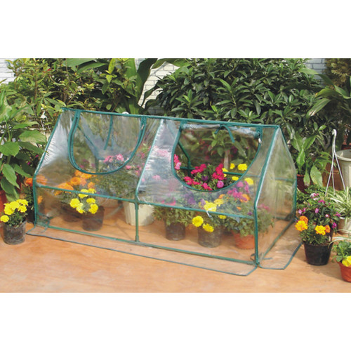 Zenport 4 Ft. W x 2 Ft. D Mini Greenhouse by Zenport