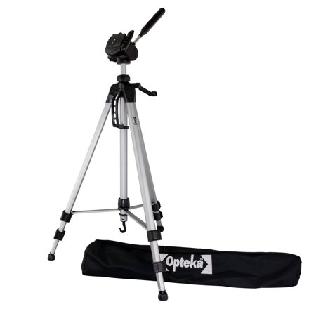 Cheap Offer Opteka OPT7000 74-inch Professional Tripod for All Canon Sony, Nikon, Samsung, Panasonic, Olympus, Kodak, Fuji Cameras and Camcorders Before Too Late