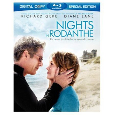 Nights In Rodanthe  Blu Ray