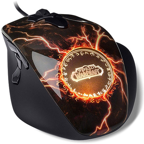 SteelSeries MMO World of Warcraft Gaming Mouse: Legendary Edition