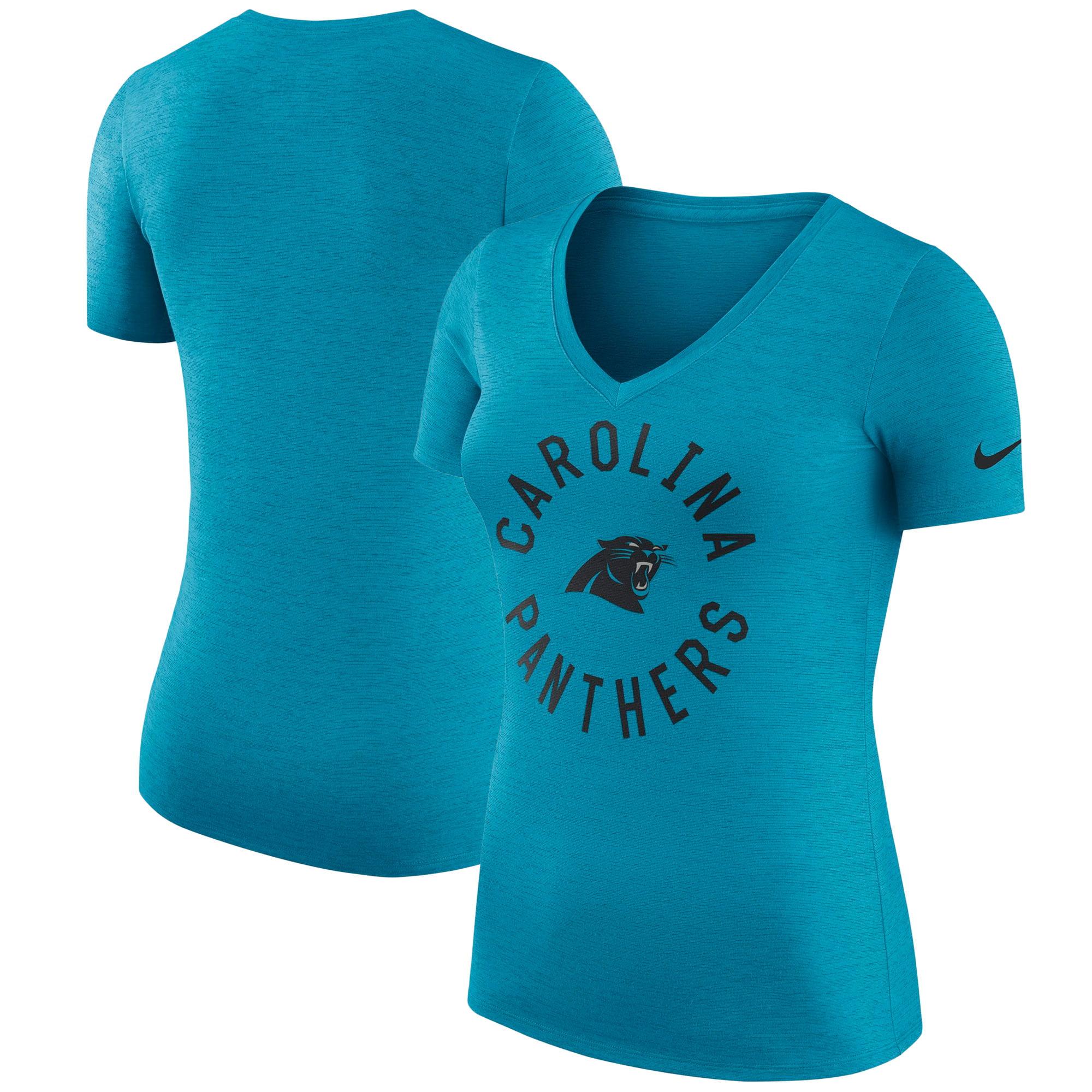 Carolina Panthers Nike Touch Performance T-Shirt - Blue