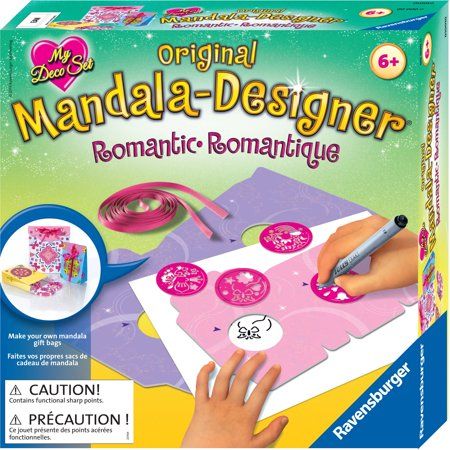 - Romantic Mandala Designer My Deco Set