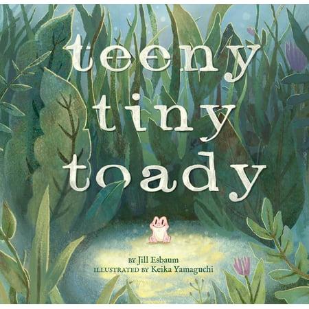 Teeny Tiny Toady - Teeze Shoes