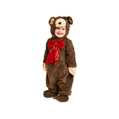 Baby Teddy Bear Costume - Adult Teddy Bear Costume
