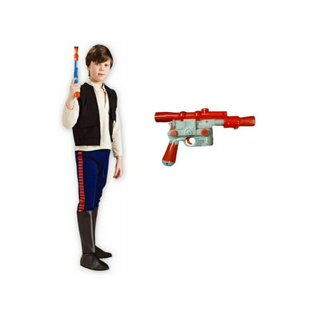 Star Wars Movie Han Solo Boys Costume Kit - Child Han Solo Costume