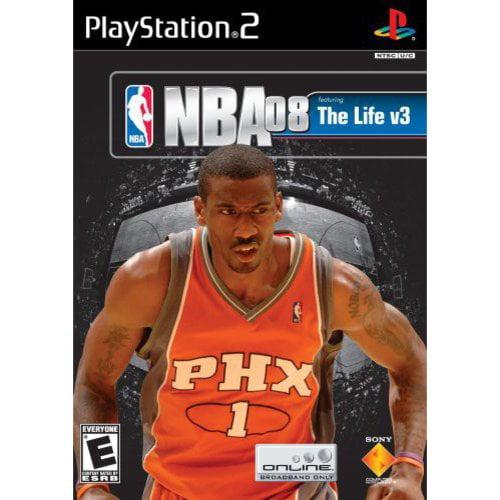 NBA 2008 (PS2)