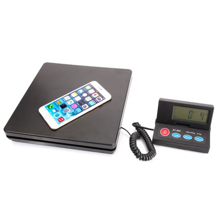Ktaxon Smart Weigh Usps Ups Digital Shipping Postal Scale Heavy Duty Steel 110Lbs