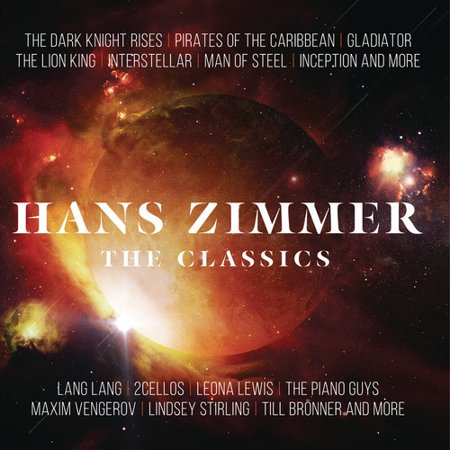 Hans Zimmer - The Classics (Vinyl) (Best Hans Zimmer Scores)