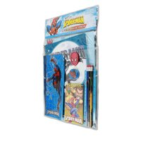 Stationery Set - Marvel - Amazing Spider-Man 11 pcs Value Pack School Supply