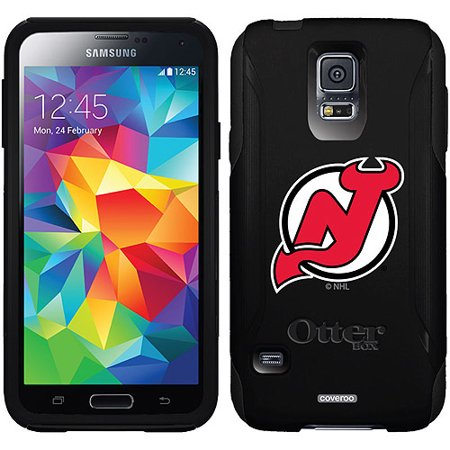 New Jersey Devils Ipod Skin (New Jersey Devils Primary Logo Design on OtterBox Commuter Series Case for Samsung Galaxy S5 )