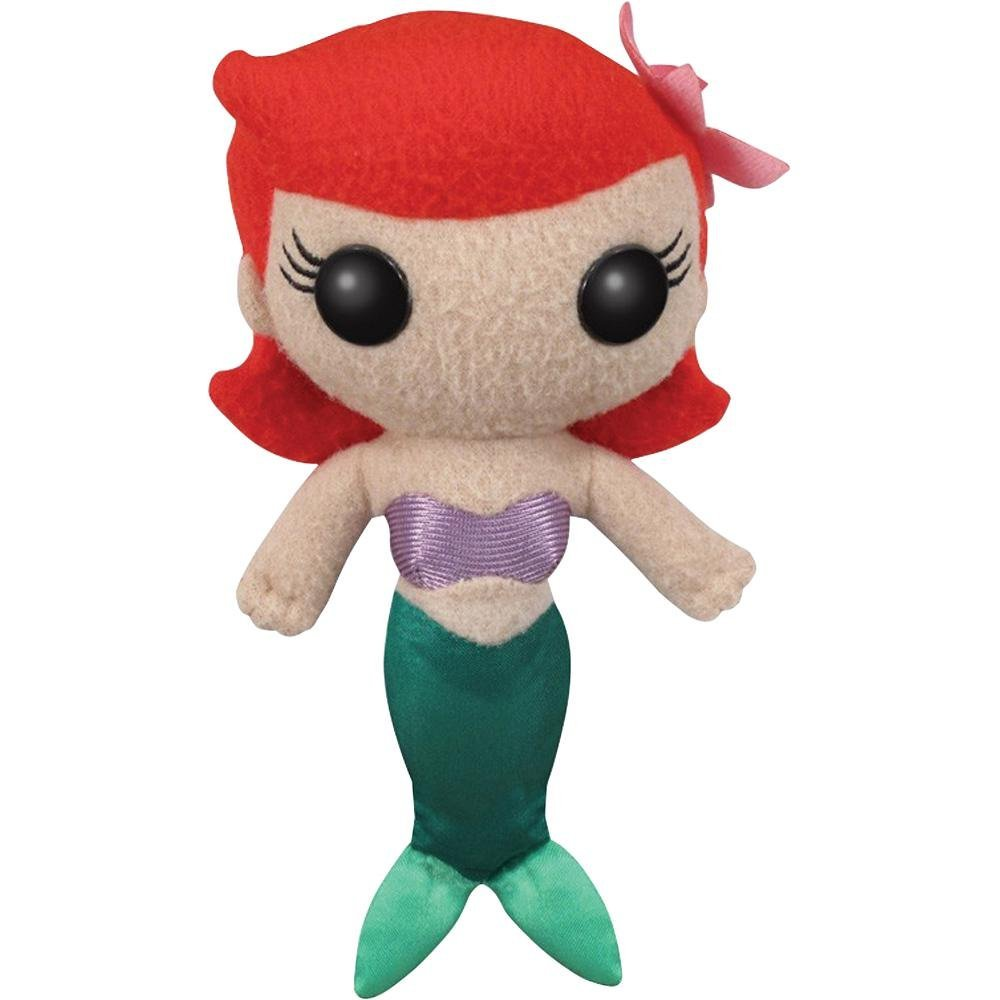 POP: Disney Ariel Plush, The cutest soft Disney collectibles By FunKo
