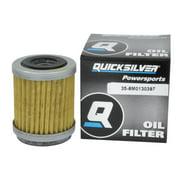 Quicksilver Oil Filter (8M0130397) Yamaha YFM350, YFM400 Series ATVs