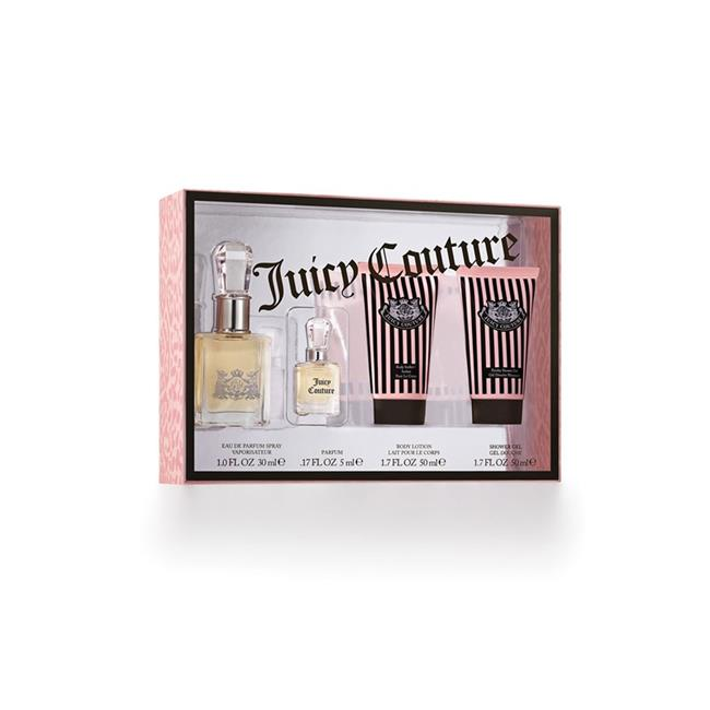 Juicy Couture JUI22A Womens Mini Fragrance Gift Set