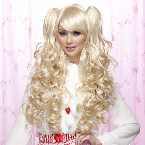 SEPIA Blush JOI Fantasy Style Synthetic Wig - Cali Blonde