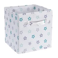 Child of Mine Star Collapsible Storage Bin, Cars collection