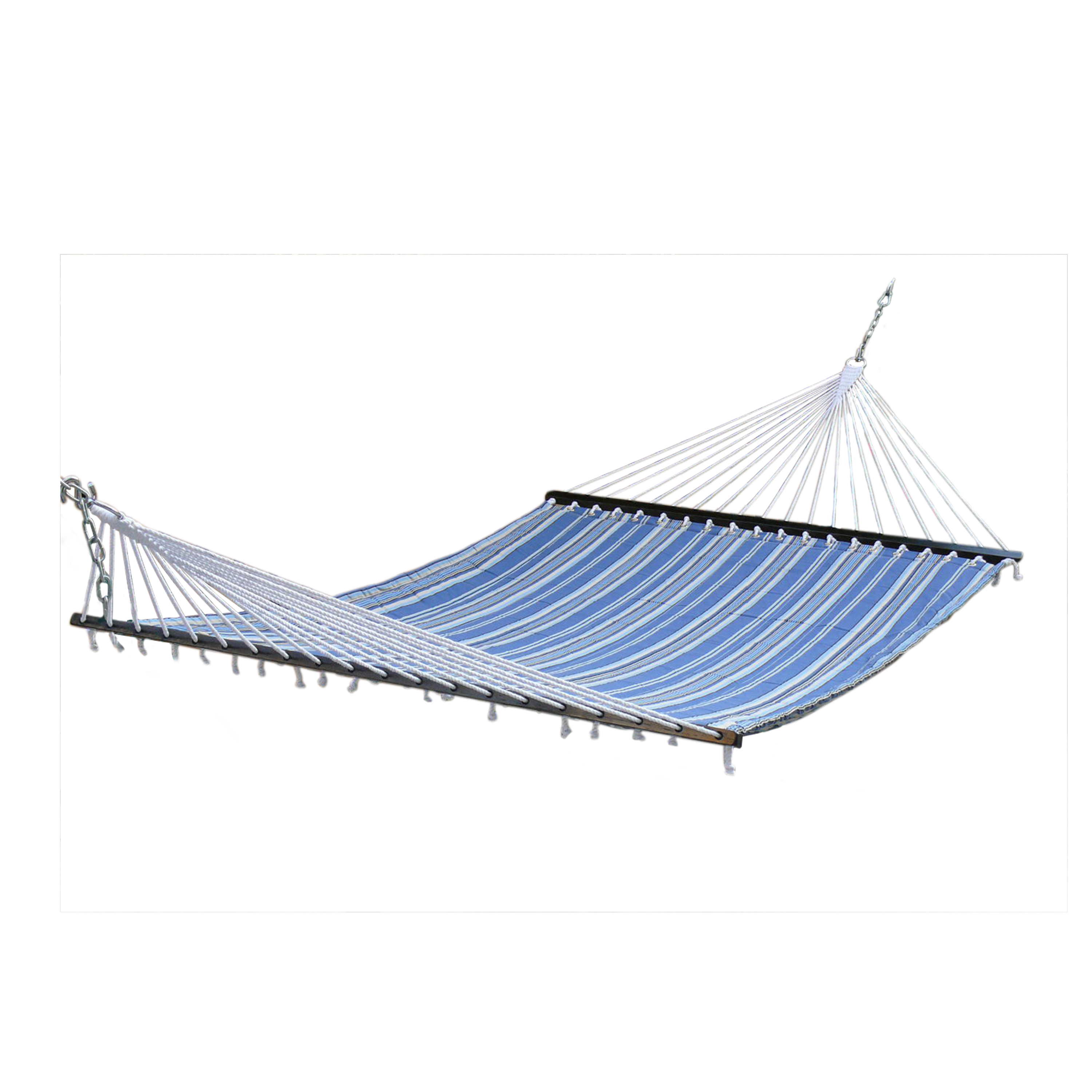 """Stansport Sunset Quilted Cotton Hammock Double 79"""" x 55"""" by Stansport"""