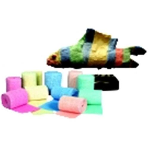 Sax Fast Acting Non-Toxic Plaster Wrap Set - 4 x 180 inch - Assorted Color, Set - 40