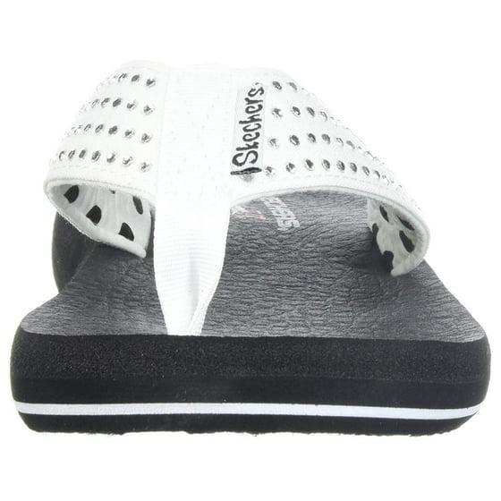 7b8448ad2c72 Skechers - Skechers Cali Women s Asana-New Age Flip-Flop