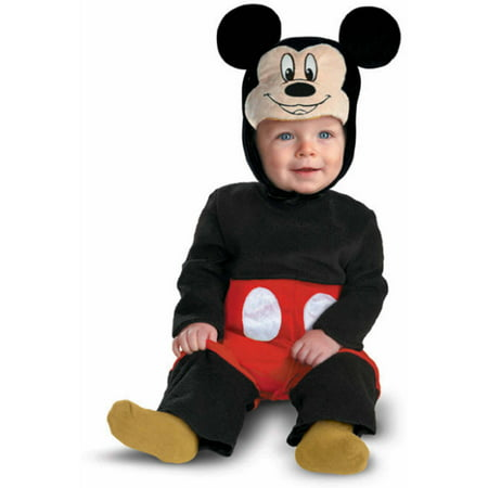 Disney Mickey Mouse Deluxe Infant Halloween Costume Now $15 (Was $35)